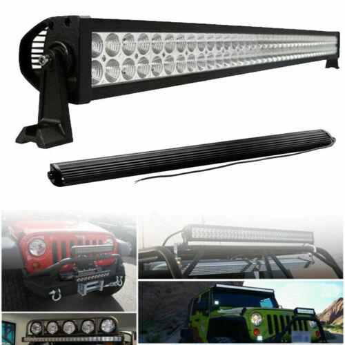 LED Arbeitsscheinwerfer Scheinwerfer Flutlicht Offroad Streifen 240W SUV IP67