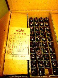 6J1-EF95-6AK5-Peking-Beijing-China-Tubes-NOS-Cases-of-100-Pcs