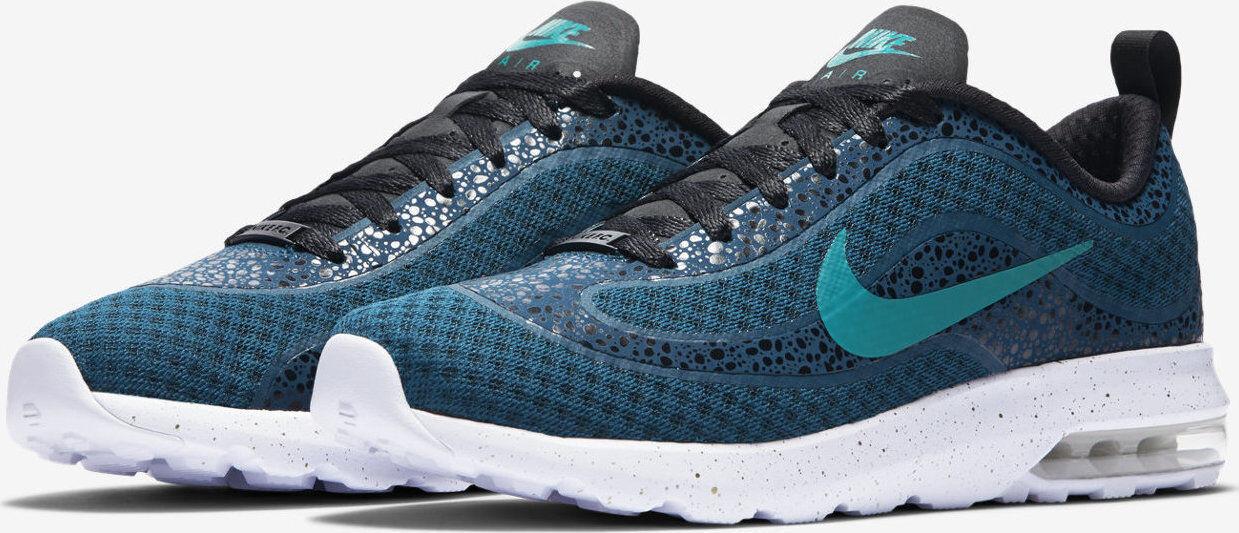 Nike AIR MAX MERCURIAL'98 R9 nuove scarpe da ginnastica Uomo 100% Autentico riflettente