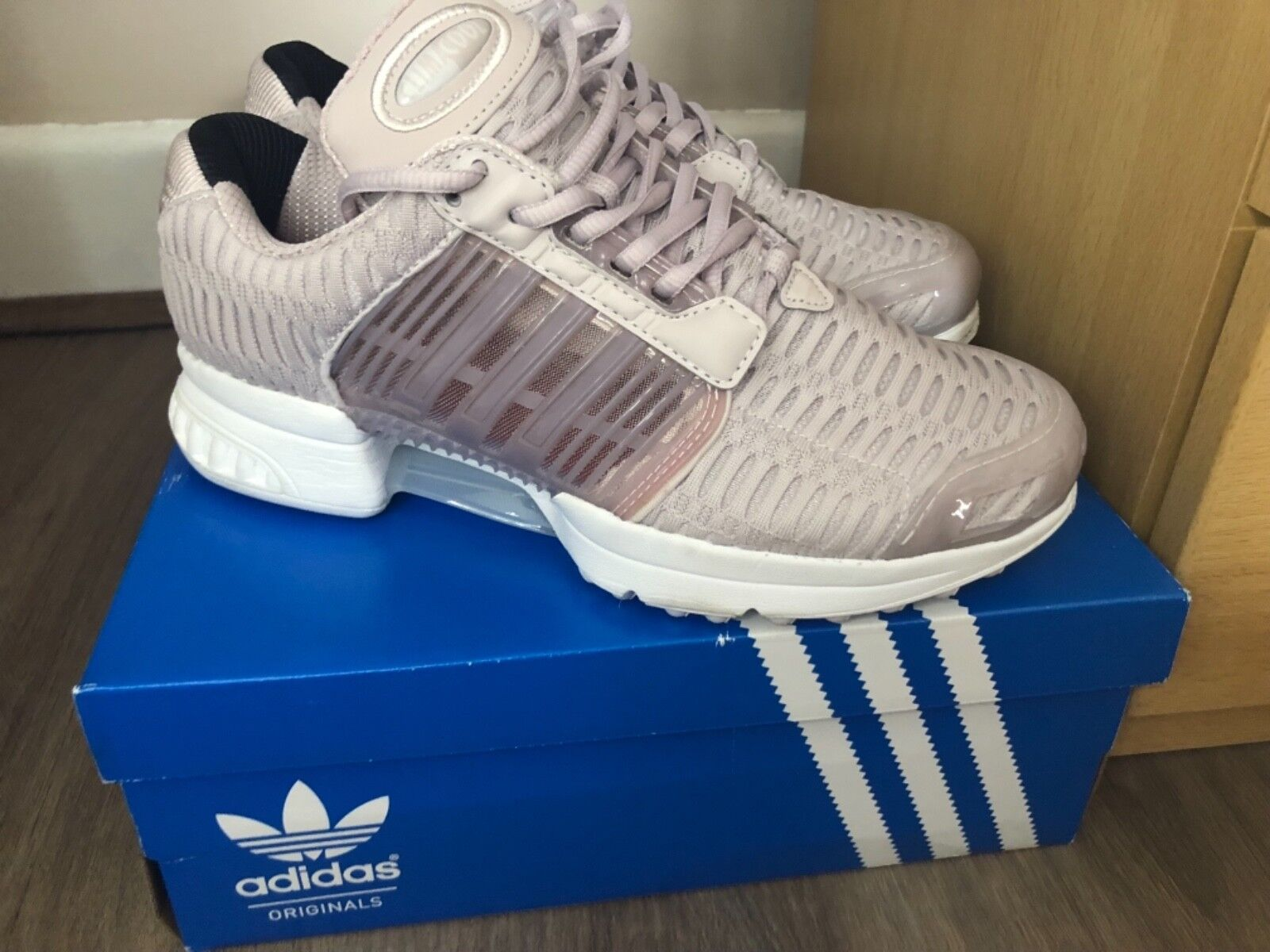Adidas Climacool purplec trainers UK size 6.5