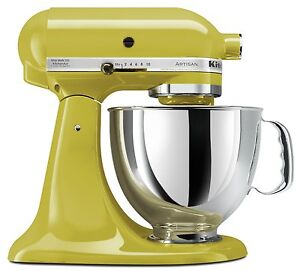 KitchenAid Stand Mixer tilt 5-Quart ksm150pspe Artisan ...