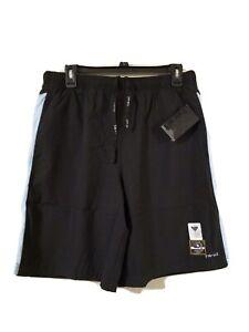 Hind Hydra Atletismo Pantalones Cortos Para Hombre Medio Nuevo Con Etiquetas Azul Negro Para Correr Gimnasio Ebay