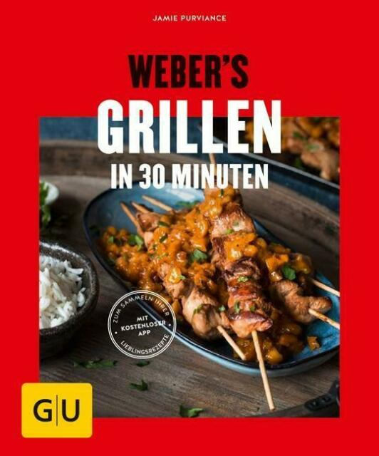 Weber's Feierabend-Grillen von Jamie Purviance (Taschenbuch)