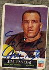 1965 Philadelphia Jim Taylor #82 Football Card