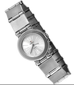Viceroy-Ladies-Stainless-Steel-Silver-Dial-Watch