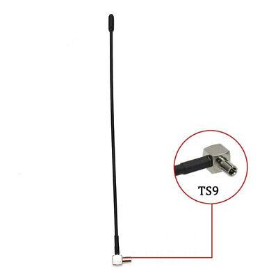 2 Pcs TS-9 4G LTE Antenna For Huawei E398 E3276 E5372 E8372 ZTE NETGEAR etc...