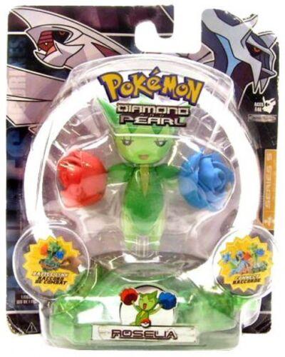 Pokemon Diamond /& Pearl Battle Link Series 5 Roselia Action Figure