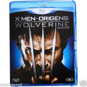 Details about Blu-ray X-Men Origens Wolverine [Audio Subtitles in  English+Portuguese+Spanish]