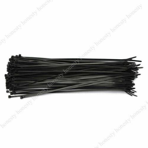 10//20PCS 12/'/' Inch 60 Lbs Network Standard Cable Cord Wire Tie Strap Zip Nylon