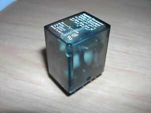 4-Pole-1-Amp-Relay-plug-in-24-VDC-coil-P-amp-B-KHAU-17D16-24