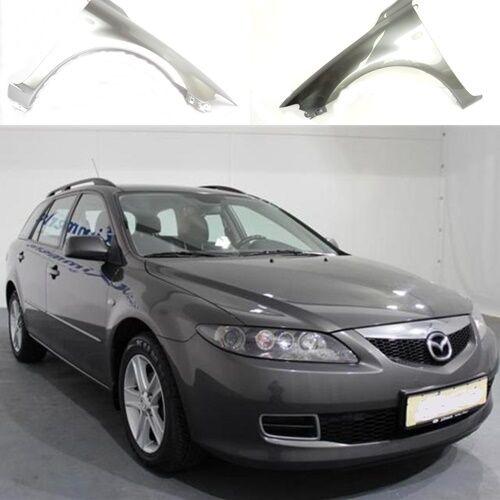 Mazda 6 2002-2007 vorne Kotflügel in Wunschfarbe lackiert NEU!