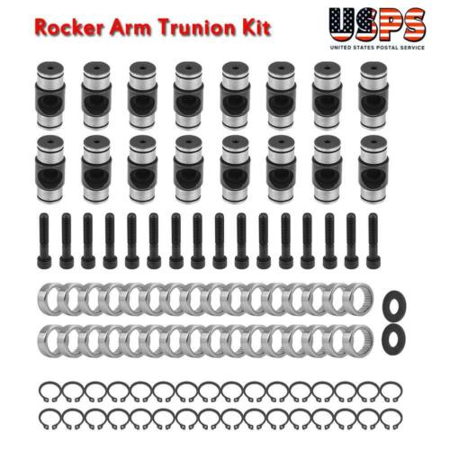 LS Series Rocker Arm Upgrade Trunion Engine Kit 4.8 5.3L 5.7L 6.0L 6.2L 7.0L NEW