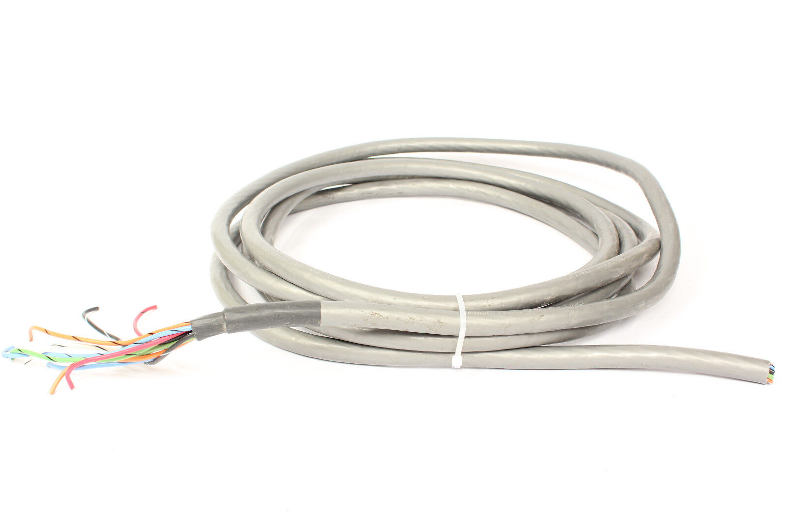 Belden 8629 12 conductores Serpiente Cable a granel Desnudo inconcluso inconcluso inconcluso 24' 3d39b8
