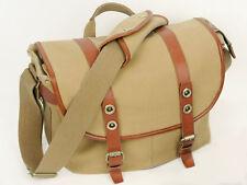 Courser Water Proof Canvas Shoulder Bag Case For Digital SLR Cameras - D3100