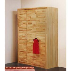 Kleiderschrank 2063 schrank schlafzimmer 3trg kernbuche for Schrankmodule schlafzimmer