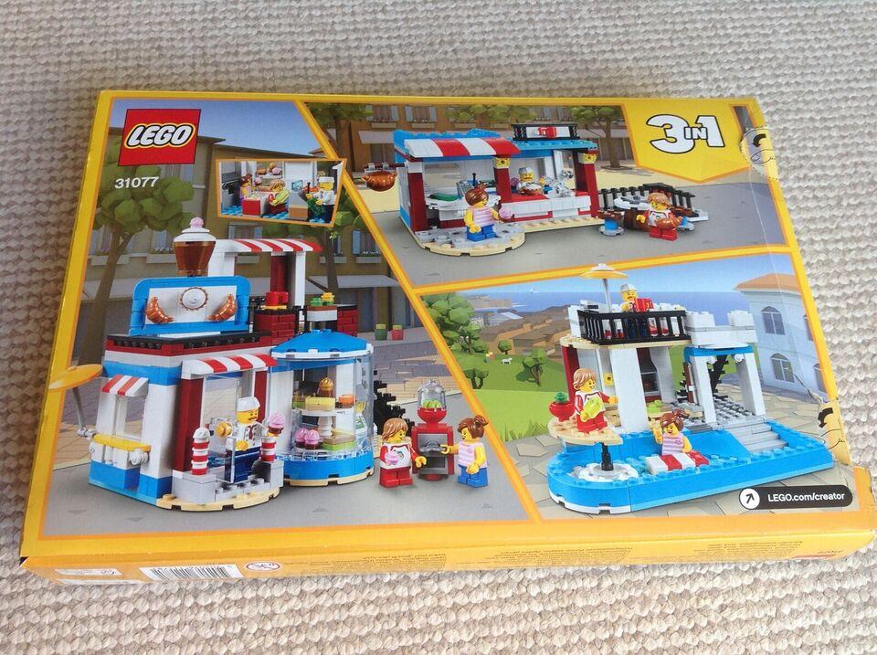 Lego Creator, 31077