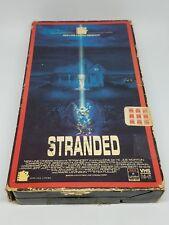 Stranded VHS RARE