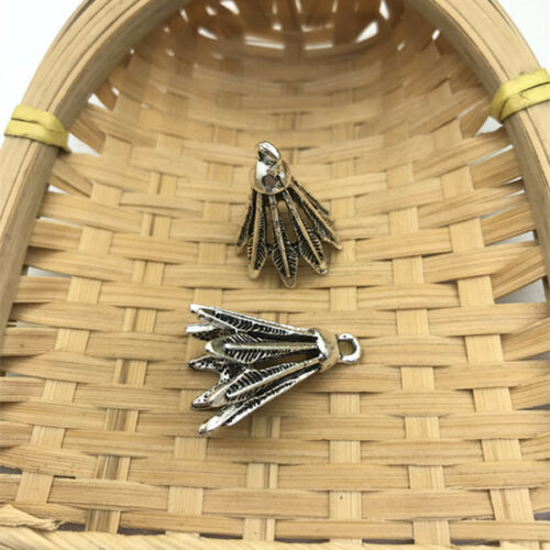 2 pcs Tibet silver Badminton Charms 24x18mm DIY Jewellery Making crafts