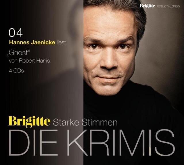 Ghost: BRIGITTE Hörbuch-Edition - Starke Stimmen - Die Krimis [Audio CD] [2009 G