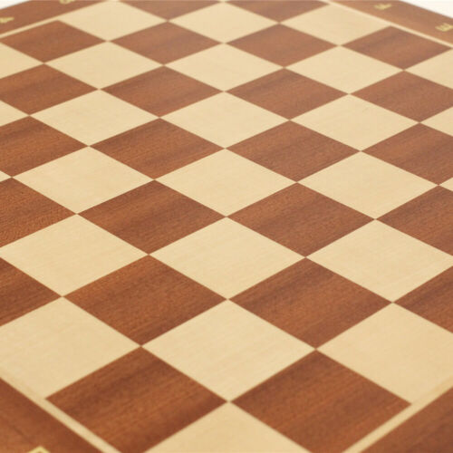 Wood Contemporary Chess Wooden Board Folding Chessboard Portable Travel Game Set