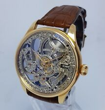 IWC IW544206 Portuguese F.A. JONES SKELETON 43MM Mens Limited Edition Watch