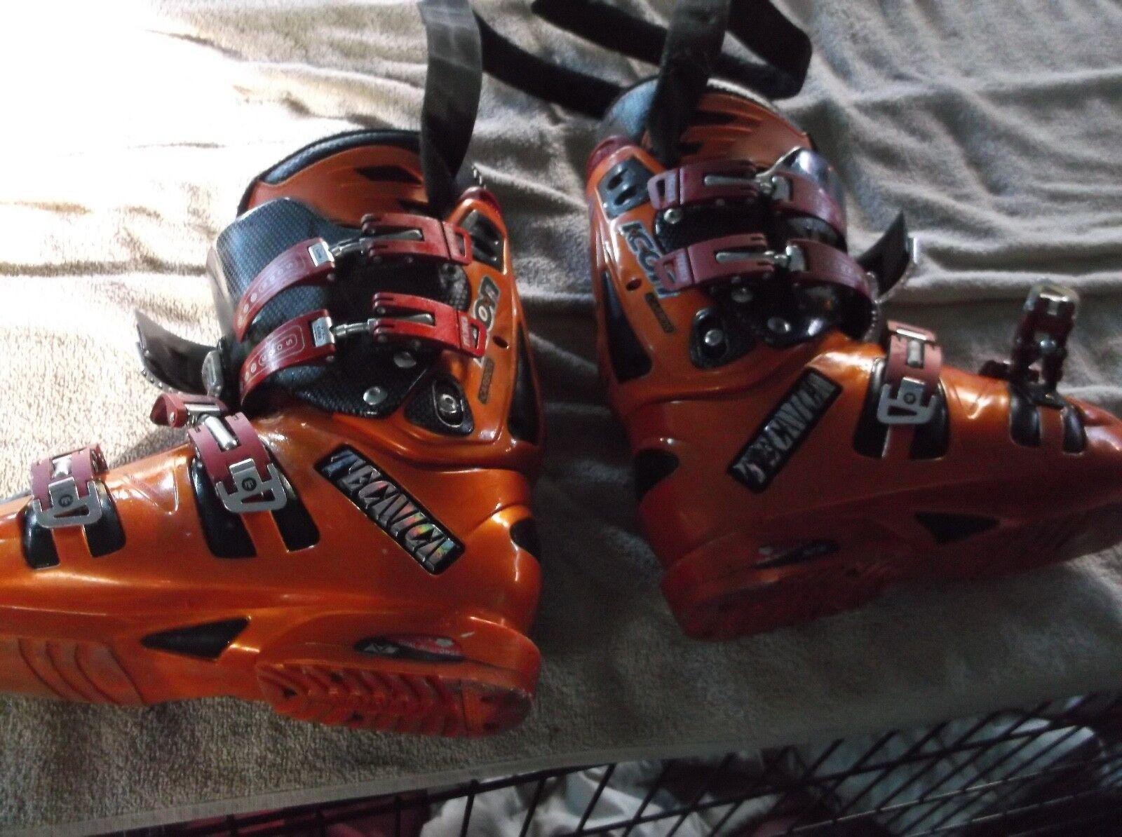 Tecnica Ski Boots SIZE 7 1 2