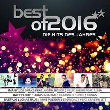 BEST OF 2016 - DIE HITS DES JAHRES 3CDs NEU & OVP