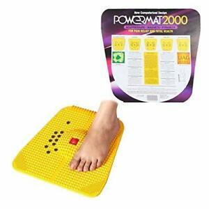 Acupressure Magnetic Foot Mat for Stress and Pain Relief ...