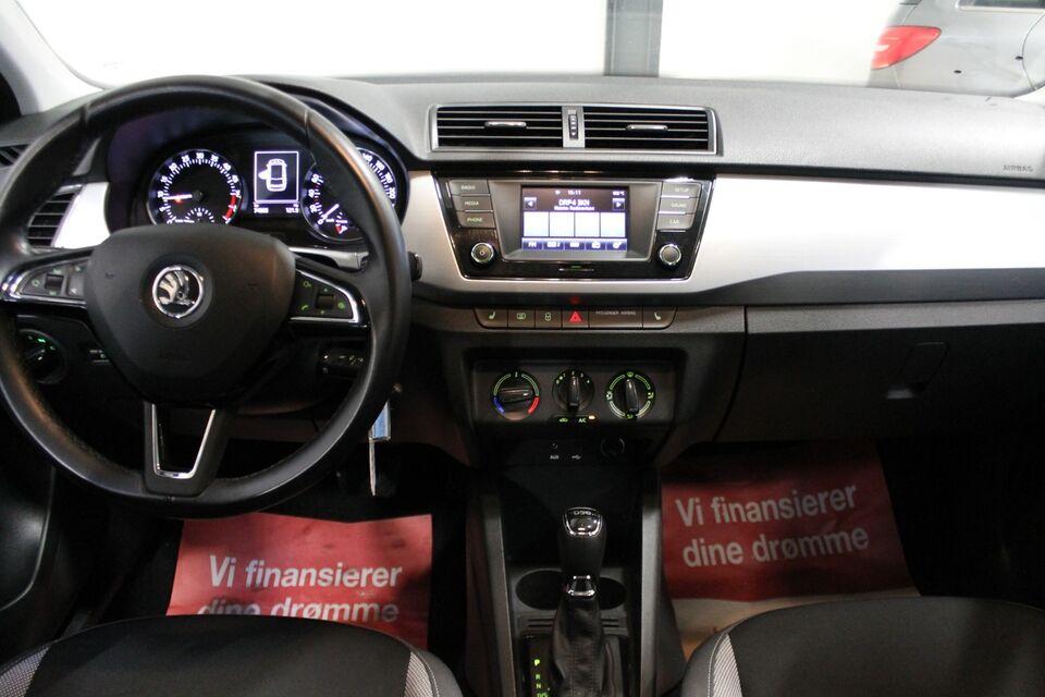 Skoda Fabia 1,4 TDi 90 Ambition Combi DSG Diesel aut.