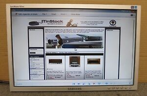 Samsung-SyncMaster-923NW-19-034-Inch-Widescreen-LCD-TFT-Colour-Monitor-No-Stand
