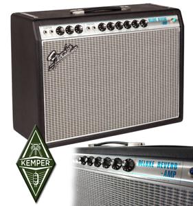 Image Is Loading Kemper Profiles 1968 Fender Custom Deluxe Reverb Amp