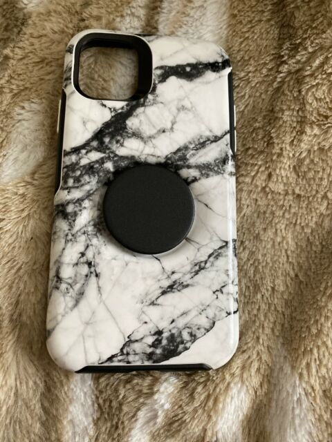 Otterbox Pop Symmetry Series Case For Iphone 11 Pro Max White Marble For Sale Online Ebay