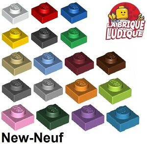 LEGO 3024 Plate 1 x 1Various Colours