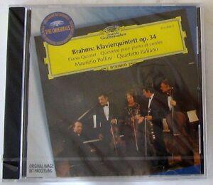 BRAHMS-J-KLAVIERQUINTETT-OP-34-POLLINI-CD-SEALED