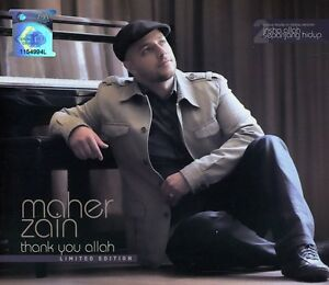 Details about Maher Zain - Thank You Allah: Limited Edition [New CD] Asia -  Import