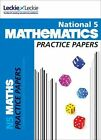 National 5 Mathematics Practice Exam Papers (Practice Papers for SQA Exams) by Ken Nisbet (Paperback, 2014)
