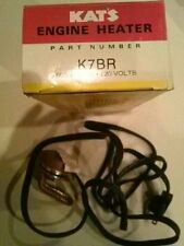 Kats Engine Heater Great For Winter K7BR 600  Watts 120 Volts