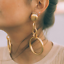 Fashion-Womens-Circle-Geometric-Boho-Punk-Dangle-Drop-Statement-Earrings-Jewelry thumbnail 236