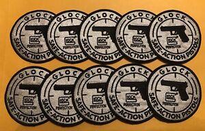Shot Show Glock 17 Gen4 9x19 Gun Keychain Promo Lot of 3 New