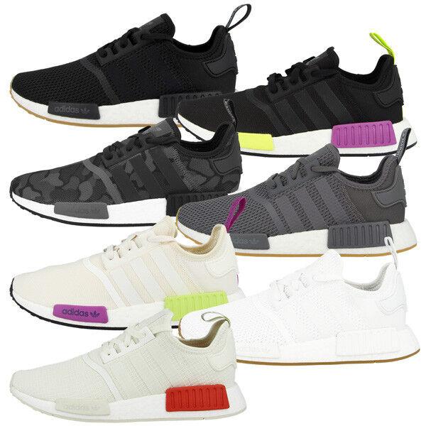 Adidas NMD_R1 Schuhe Herren Originals Freizeit Men Sport Turnschuhe Turnschuhe    Einfach zu bedienen