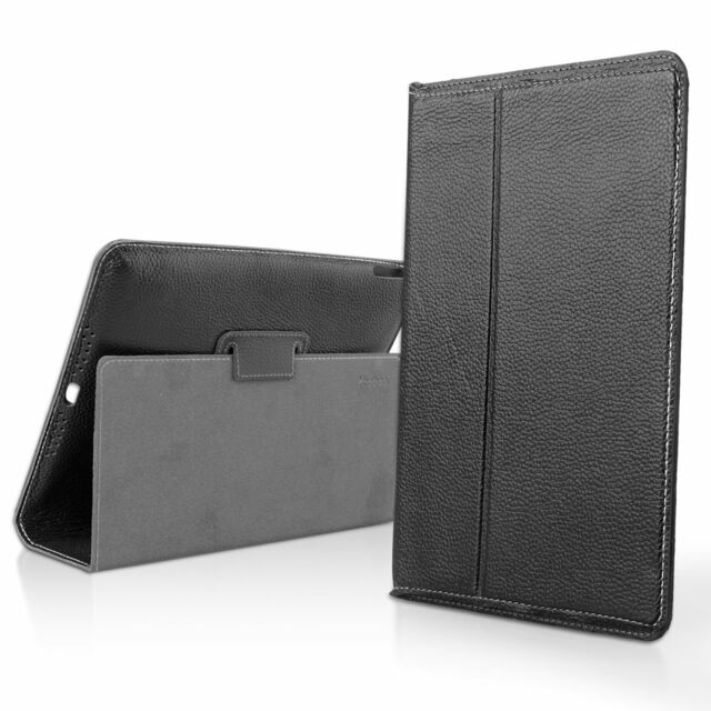 iPad-Air 2 Executive Genuine Leather Case with Auto Sleep//Wake by WizB Gen 6