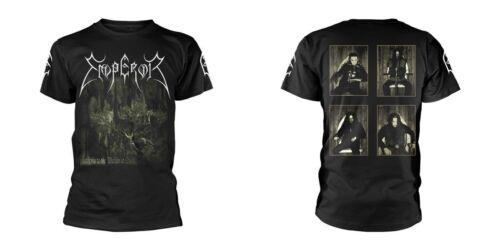 T-Shirt manches Nouvelle Officielle de l/'Empereur-Hymnes