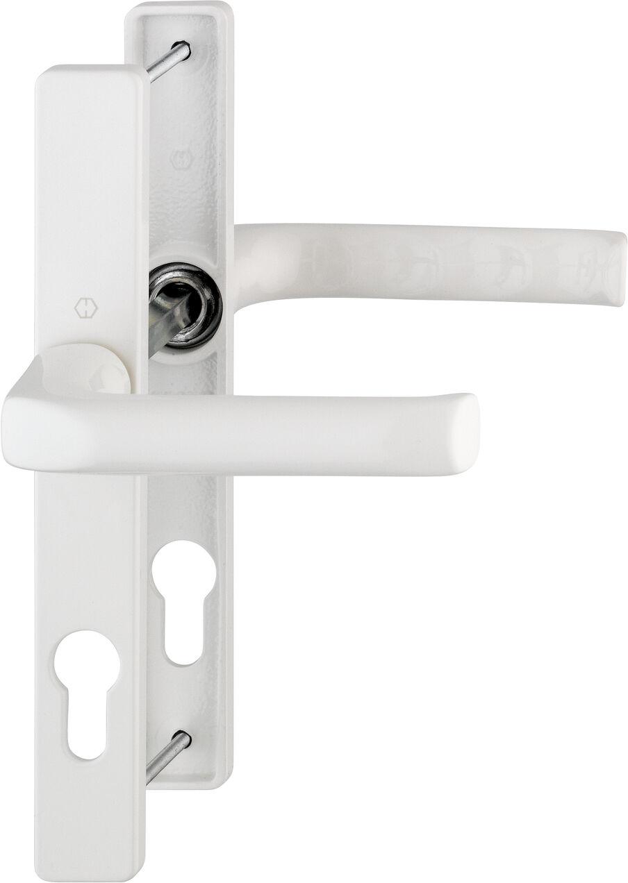 Hoppe Ferco 70pz Door Handle Upvc Lever Lever 180mm