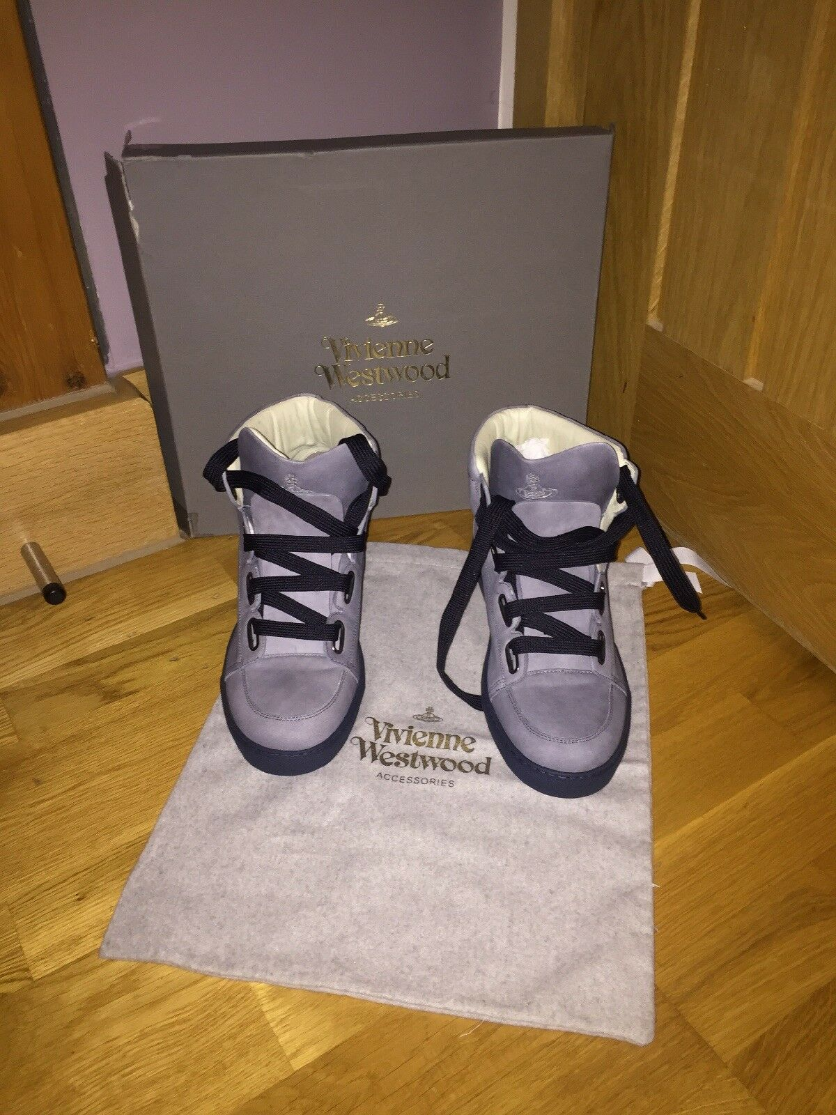 Da Uomo Vivienne Westwood Stivali con scatola taglia UK 9 EUR 43