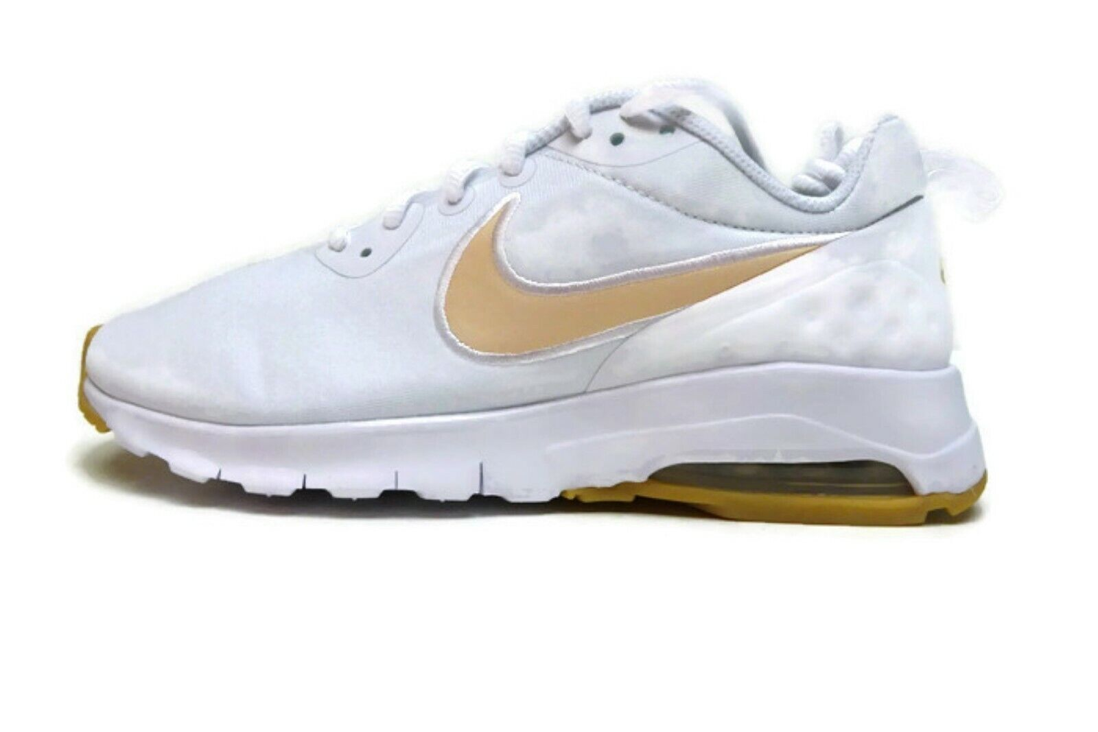 Air Max Motion LW SE, White/Guava Ice