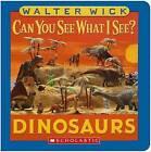 Dinosaurs by Walter Wick (Board book, 2006)