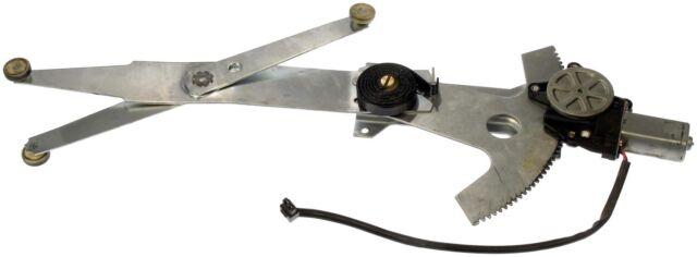 Power Window Motor and Regulator Assembly Front Left Dorman 741-886