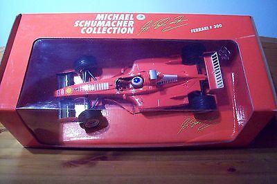 1/18 Michael Schumacher Ferrari 1998 F300-mostra Il Titolo Originale Gli Ordini Sono Benvenuti