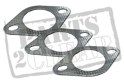 Front Exhaust Down Pipe Gasket Only X 3 Fit Mitsubishi Gto 3.0 V6 Z15 Z16 90-00
