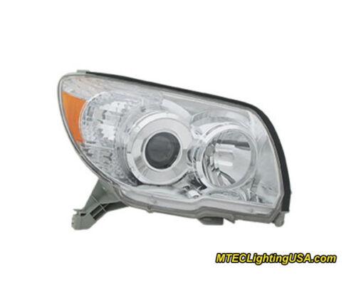 TYC Right Side Halogen Headlight Lamp Assembly for Toyota 4Runner 2006-2009